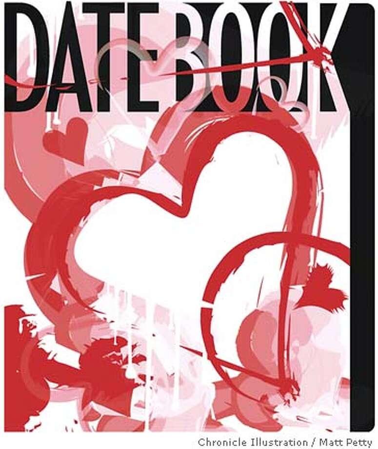 Art of Love. Chronicle illustration by Matt Petty