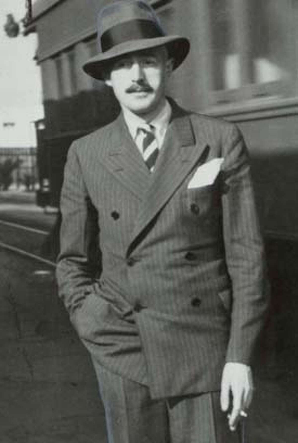 dashiell hammett circa 1940 Ran on: 02-06-2005 Top: George Raft, who turned down the Sam Spade role, and Geraldine Fitzgerald, who snubbed the Brigid O'Shaughnessy part.