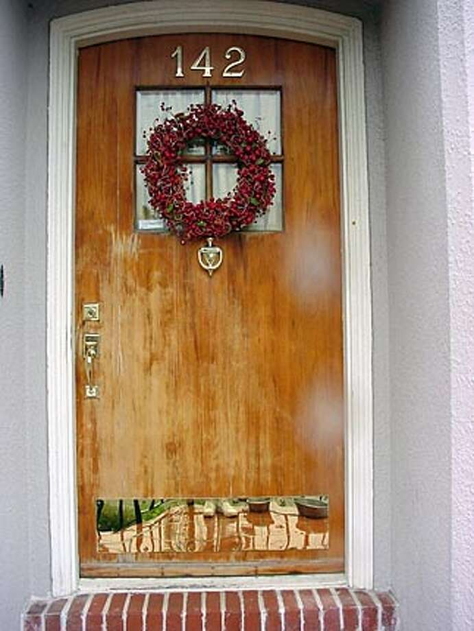 Putting New Front On An Old Door Sfgate