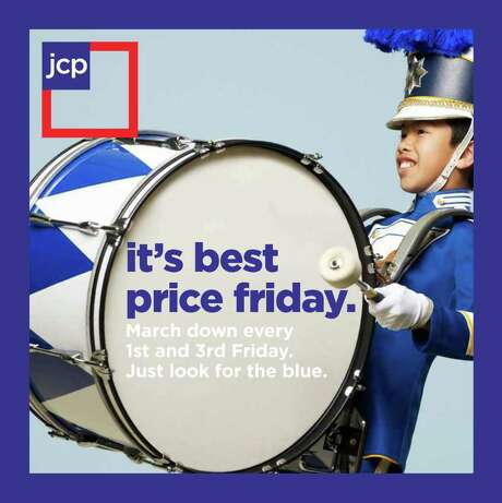 """As part of an effort to revamp its pricing strategy, J.C. Penney rolled out an advertisement for a """"best price friday"""" campaign. / J.C. Penney"""
