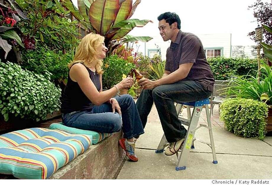 bde4117409 Lisa Konjicek-Segundo and her husband Gabe Segundo planned their 25X25 foot  backyard as a