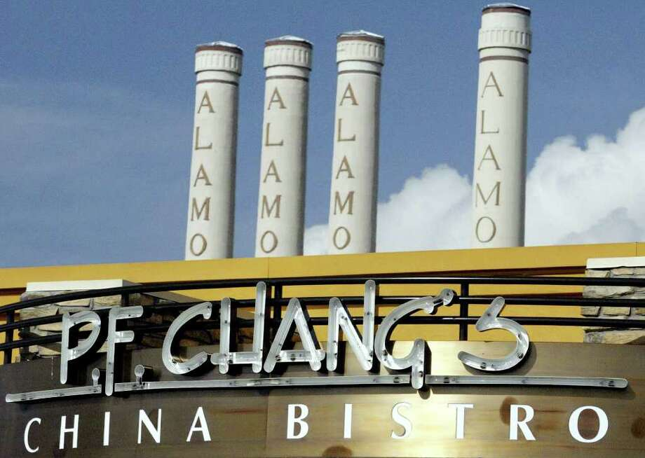 P.F. Chang's China Bistro, 255 E Basse Rd #1200, at Quarry Market, 210-507-1000 Photo: JOE MITCHELL, SPECIAL TO THE EXPRESS-NEWS / SPECIAL TO THE EXPRESS-NEWS