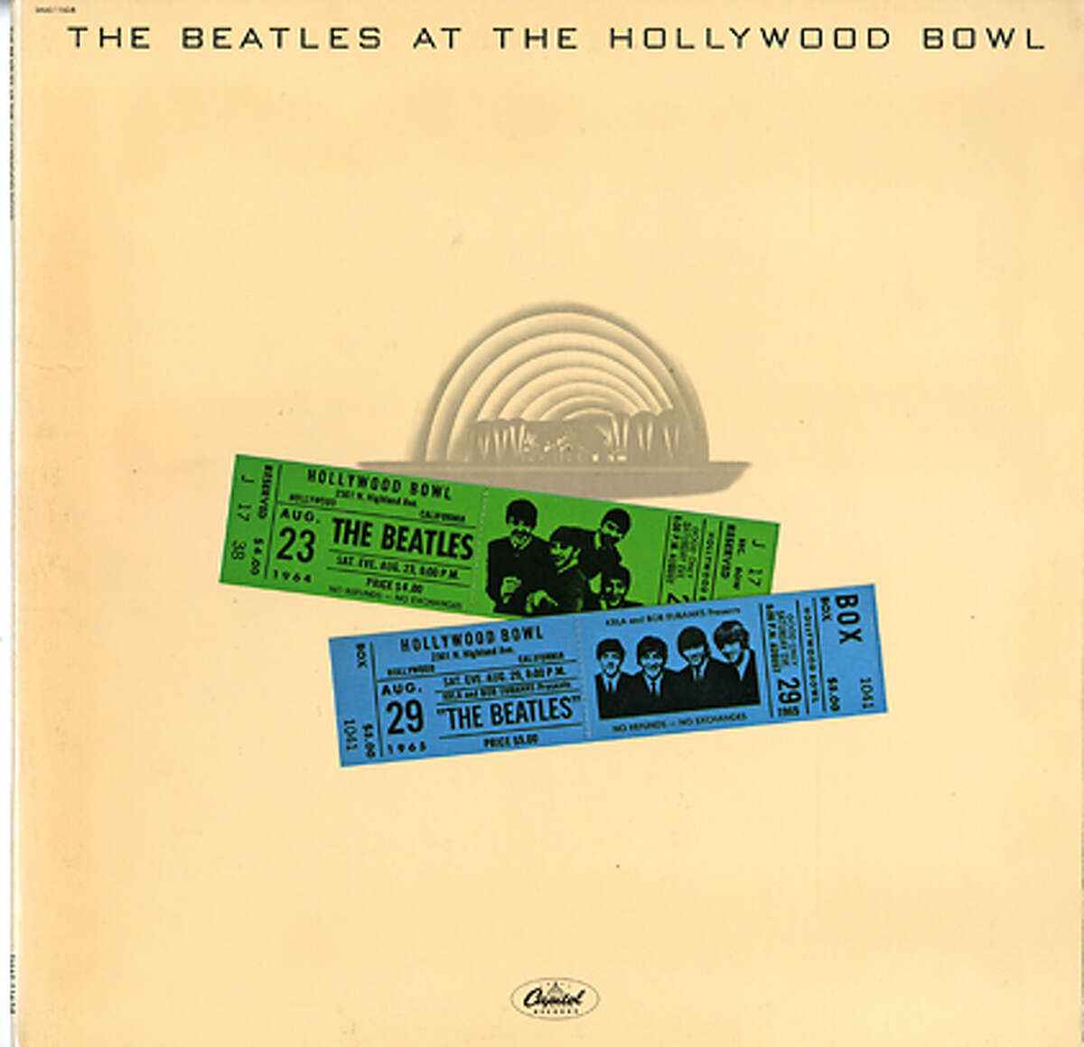 CDS31_07.JPG THE BEATLES: Live At the Hollywood Bowl catagory 1