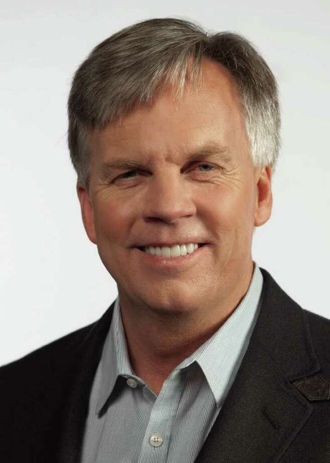 "This undated photo provided by J.C. Penney, shows CEO Ron Johnson. Penney said Wednesday, Jan. 25, 2012, that it is getting rid of the hundreds of sales it offers each year in favor of a simpler approach to pricing. On Feb. 1, the retailer is rolling out a three-tiered strategy that offers ""Every Day"" low pricing daily, ""Monthly Value"" discounts on select merchandise each month and clearance deals called ""Best Price"" during the first and the third Friday of each month when many shoppers get paid. (AP Photo/J.C. Penney, Barth Tillotson) Photo: Barth Tillotson"
