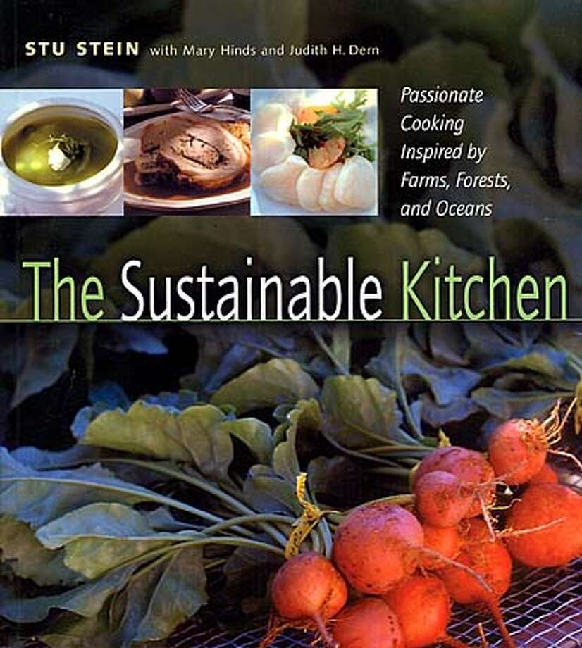 Title:  The Sustainable Kitchen  by:  Stu Stein
