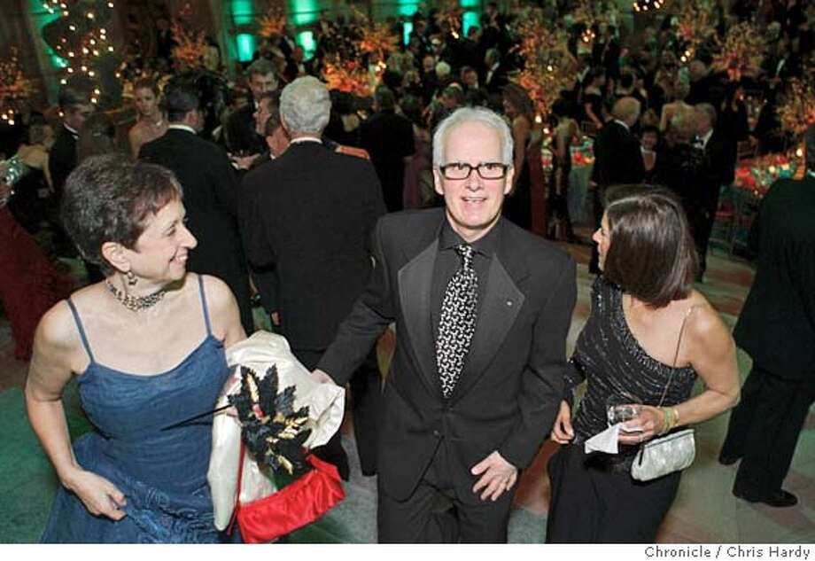012605_balletgala_ch_056.jpg  Marlene and Helgi Tommason.  .The society party before San Francisco Ballet's Gala, held at City Hall in San Francisco,CA on1/26/05  San Francisco Chronicle/Chris Hardy MANDATORY CREDIT FOR PHOTOG AND SF CHRONICLE/ -MAGS OUT Photo: Chris Hardy