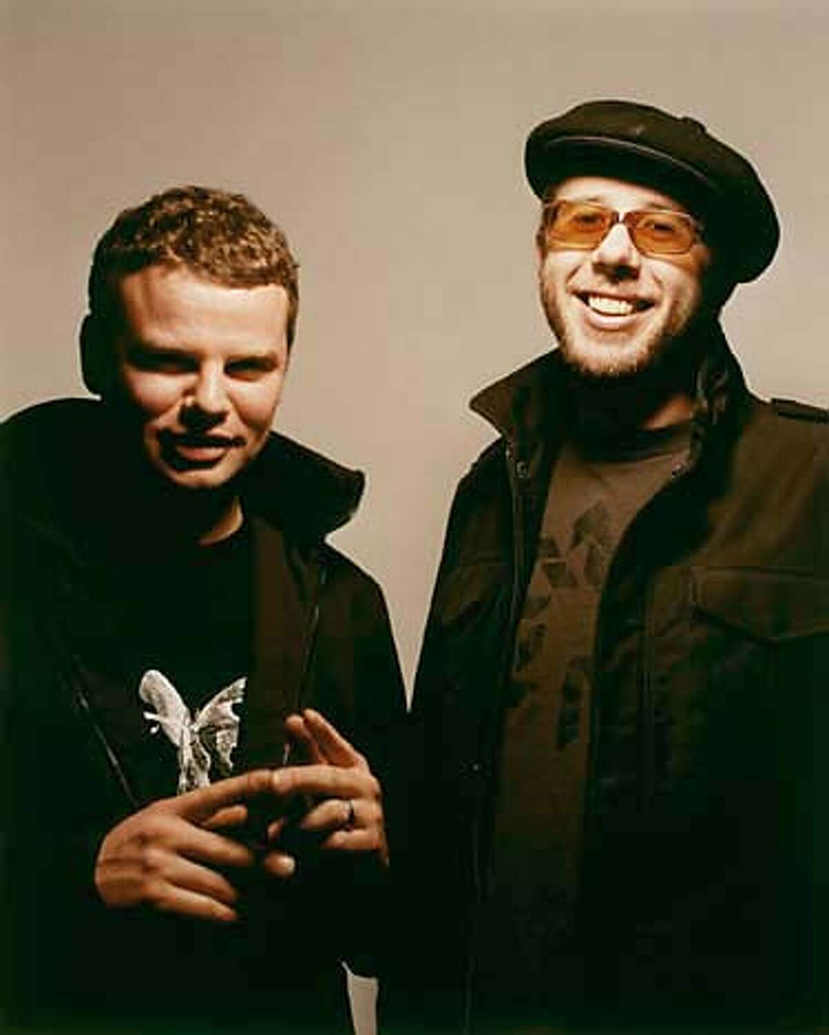 Ed Simons and Tom Rowlands: The Chemical Brothers