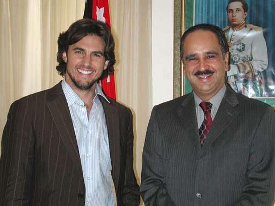 DRURY22_02.JPG Director Archie Drury of the Voice of Iraq .