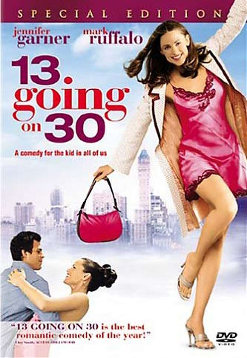 13 Going on 30 (2004) Available on Netflix June 1A 13-year-old makes a wish to be 30 and learns what's important in life.