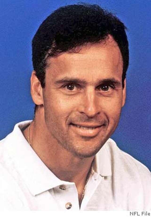 ** FILE ** Baltimore defensive coordinator Mike Nolan, shown in this 1999 season photo, accepted the San Francisco 49ers' head coaching position Monday, Jan. 17, 2005 and began to negotiate a contract to take over the team that had the NFL's worst record last season. Mike Nolan, shown in a 1999 season photo. (AP Photo/NFL, HO) Photo: NFL