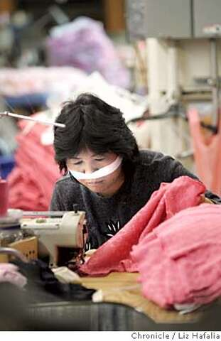 Lifting Of Import Quotas A Blow To Garment Factories Bay Area Apparel Industry Tattered By Overseas Competition Immigrant Workers Try To Start Over After Layoffs Sfgate