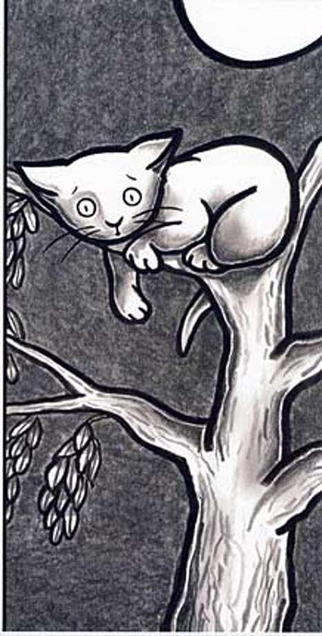 "From ""Kitten's First Full Moon''"