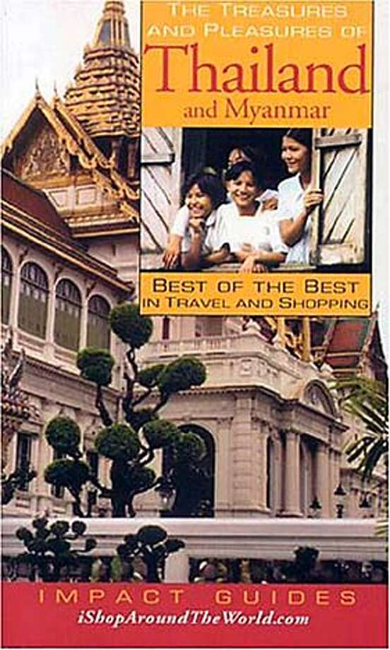 TRAVEL GUIDES -- �The Treasures and Pleasures of Thailand and Myanmar,� by Ron and Caryl Krannich (Impact Publications, 482 pages, $21.95). For The Guidebook Guide column, 1/16/2005 by Christine Delsol