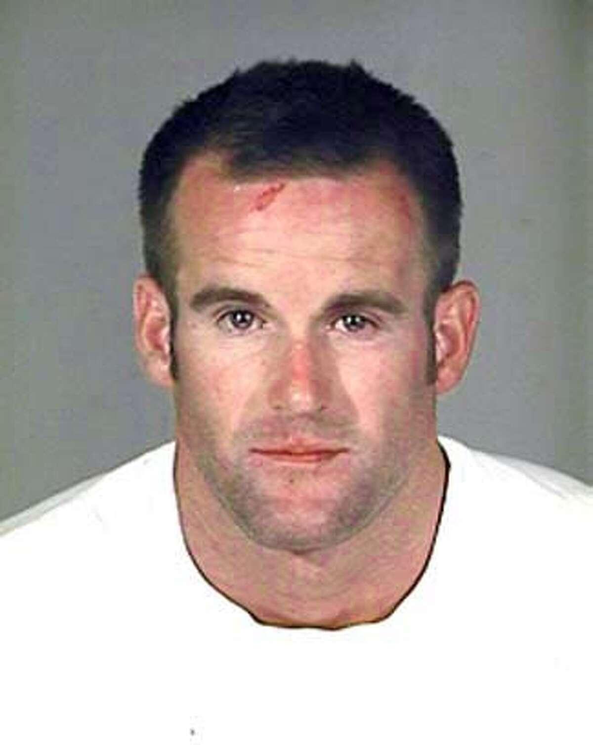 NEWS -- Former San Francisco police officer Alex Fagan Jr. (submitted photo) March 26, 2004. ALSO RAN: 07/02/2004; 07/07/2004 Alex Fagan Jr. Metro#Metro#Chronicle#3/28/2004#ALL#3star#B1#0421695116