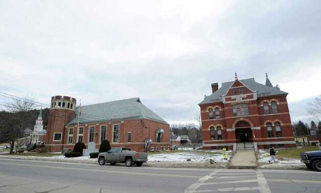 Downtown Winchester, New Hampshire, Wednesday, Jan. 25, 2012. The Town of Winchester encompasses Ashuelot, where murder victim Mary Harrison, a Greenwich native, lived. Photo: Bob Luckey / Greenwich Time