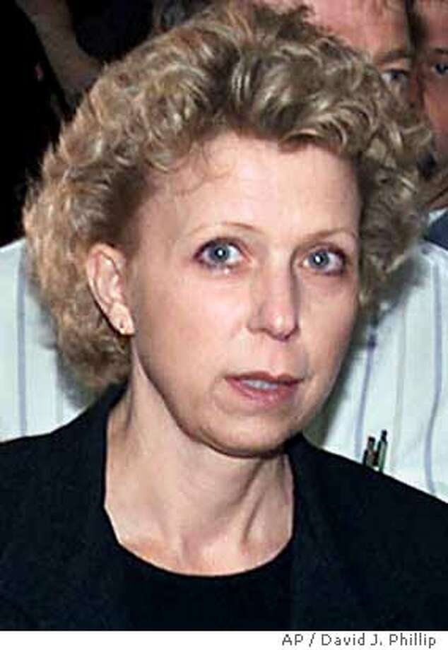 "** FILE ** Mary Mapes, a producer for CBS is seen in this 1999 file photo, in Jasper, Texas. Four CBS executives were fired Monday, Jan. 10, 2005 following the release of an independent investigation into a ""60 Minutes Wednesday"" story about President Bush's military service that relied on forged documents. The network fired Mary Mapes, producer of the report; Josh Howard, executive producer of ""60 Minutes Wednesday"" and his top deputy Mary Murphy; and senior vice president Betsy West. (AP Photo/David J. Phillip, File) Photo: DAVID J. PHILLIP"