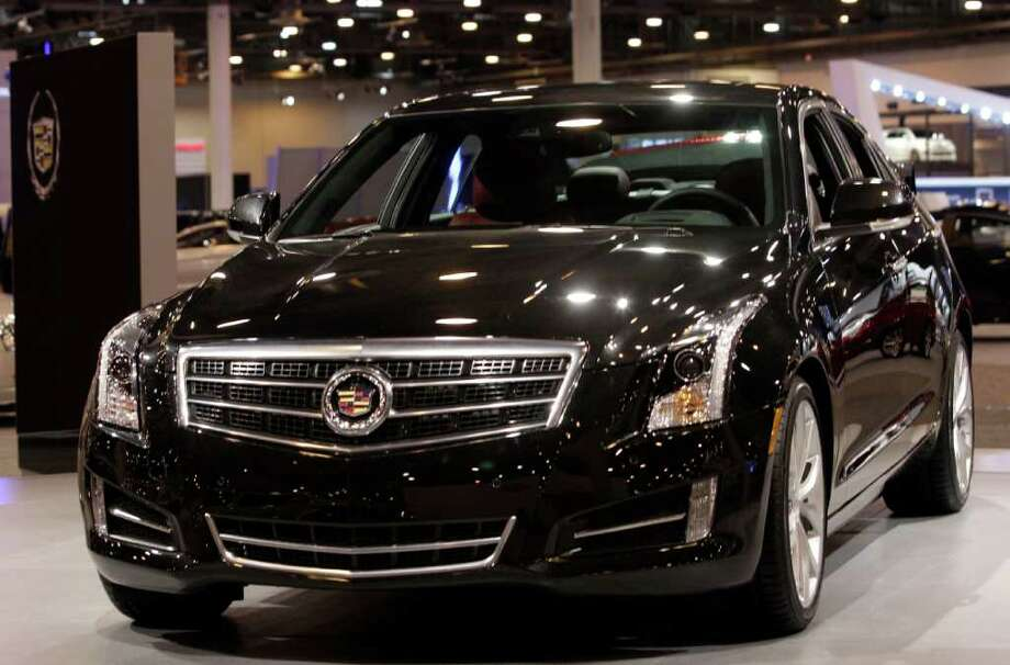 The Cadillac ATS is designed offer a driving experience comparable to the BMW 3 series, one Cadillac regional manager said. Photo: Melissa Phillip / © 2011 Houston Chronicle