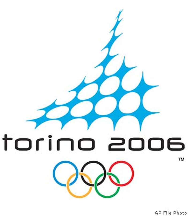 This is the official logo of the 20th Winter Olympics, to be held in Torino, Italy, February 11-26, 2006, unveiled in Rome Tuesday, Nov. 27 2001. (AP Photo/HO)