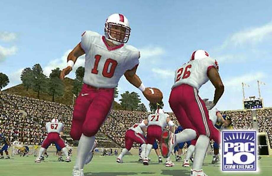 "video game ""ncaa football"""