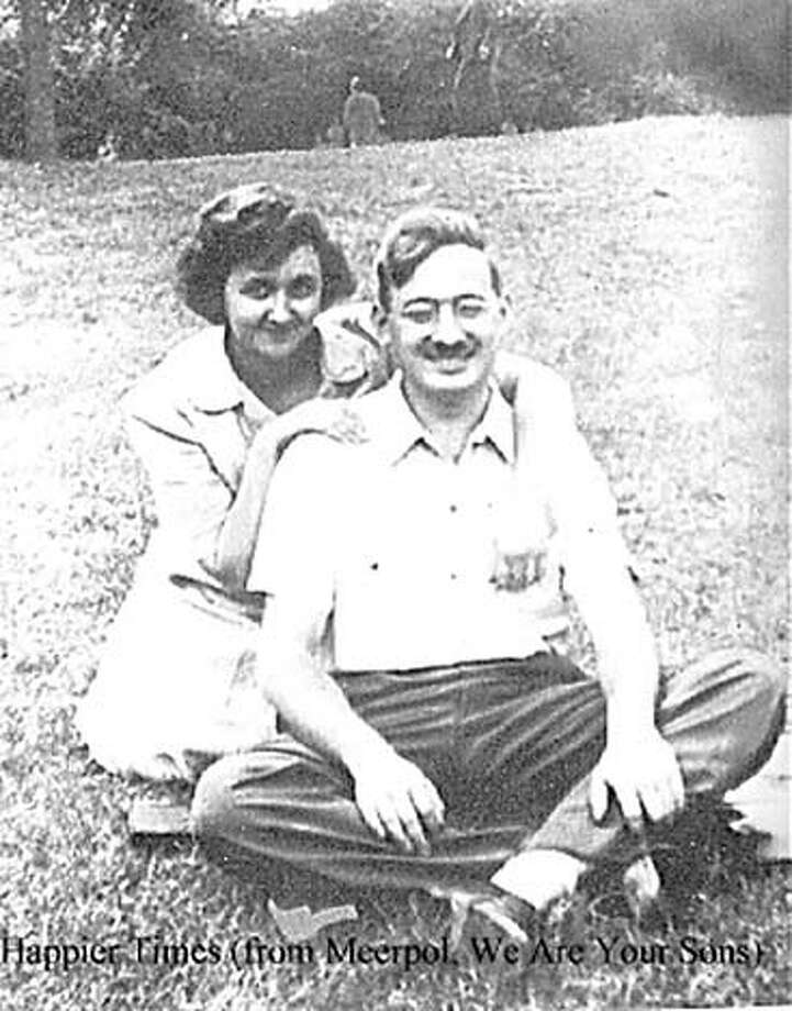 Ethel and Julius Rosenberg, who were executed as spies in the 1950s. From the book We Are Your Sons, by Robert and Michael Meeropol.
