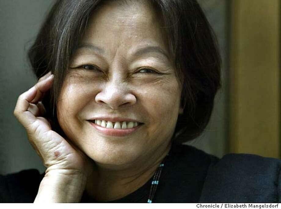 fillmore020_lm.JPG Event on 7/1/04 in San Francisco.  Lily wong Fillmore, a UC Berkeley School of Education professor who is retiring. Photographed in her home in SF.  Liz Mangelsdorf / The Chronicle MANDATORY CREDIT FOR PHOTOG AND SF CHRONICLE/ -MAGS OUT Photo: Liz Mangelsdorf