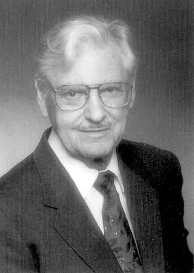 Obituary photo of Eugene Whitworth.