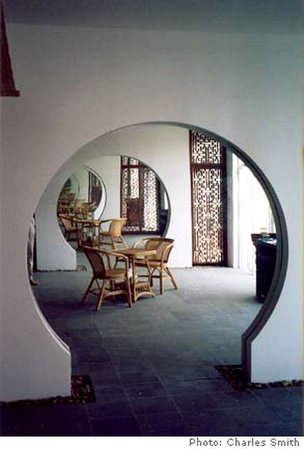 Gellner's home in China.  For china_design29  Credit Charles Smith
