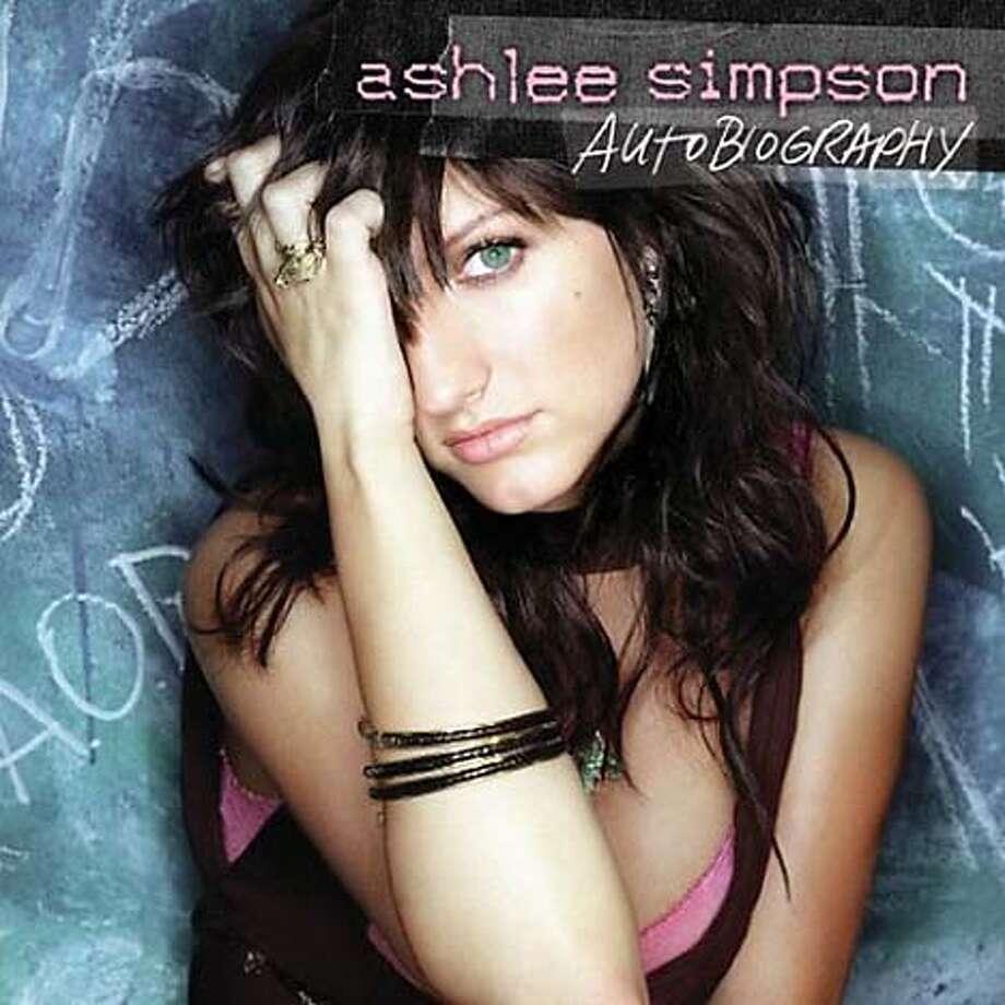 "Ashlee Simpson's ""Autobiography"""