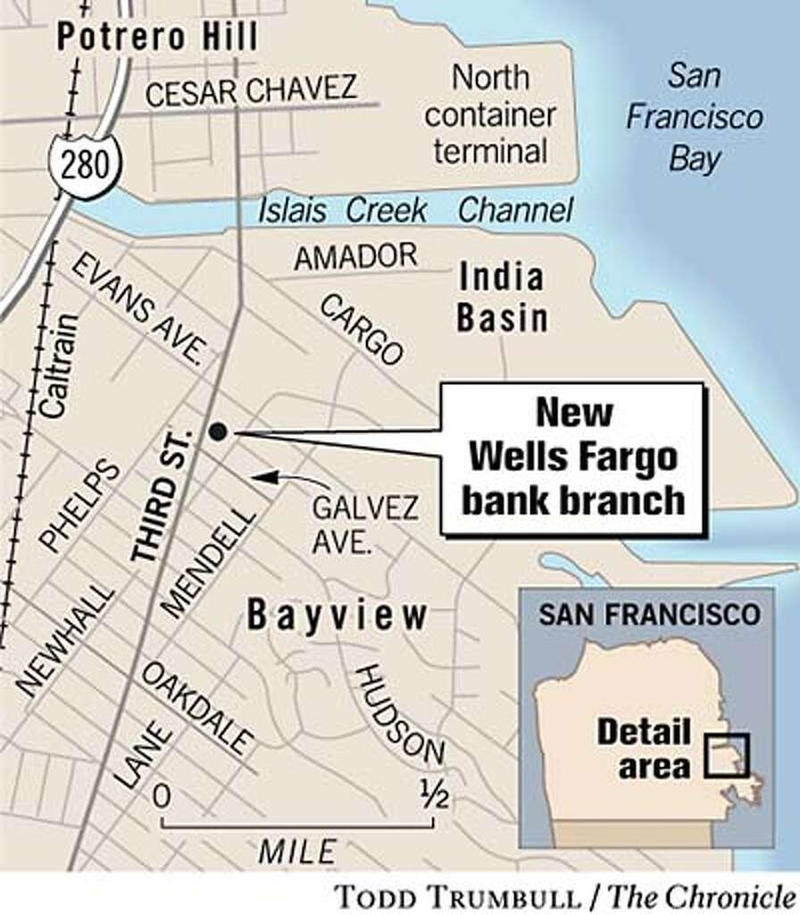 betting on bayview wells fargo bank reopening for business