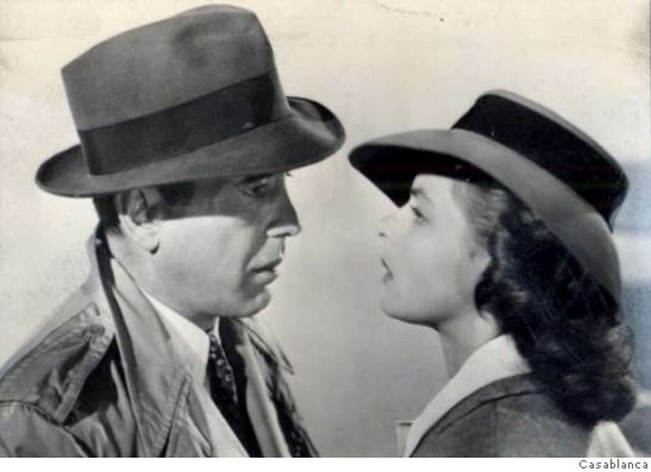 movie still from Casablanca