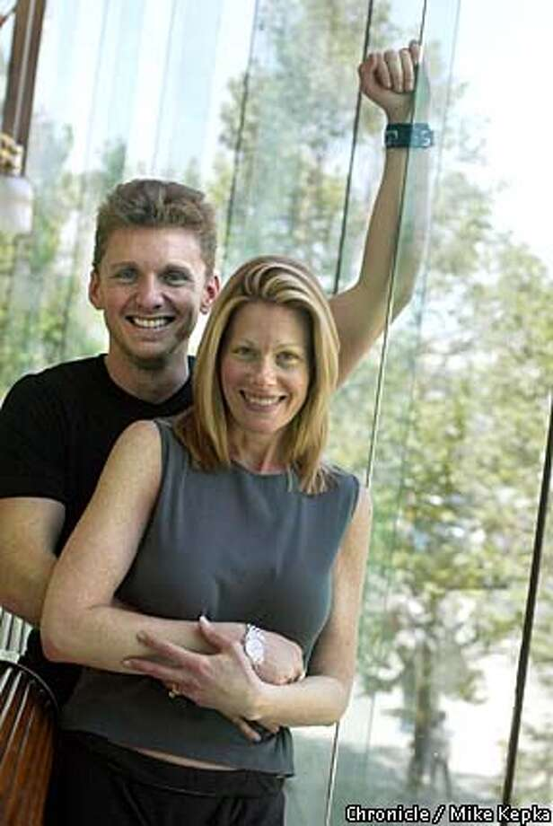 Jason Danieley and Marin Mazzie excelled in works by Bernstein, Kander and Ebb, Rodgers and Hart and other New York composers. Chronicle photo by Mike Kepka
