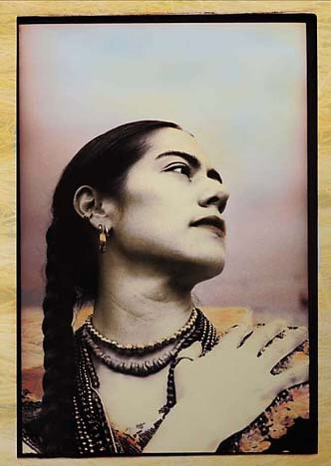 Lila Downs performs this afternoon at the Stern Grove Festival.