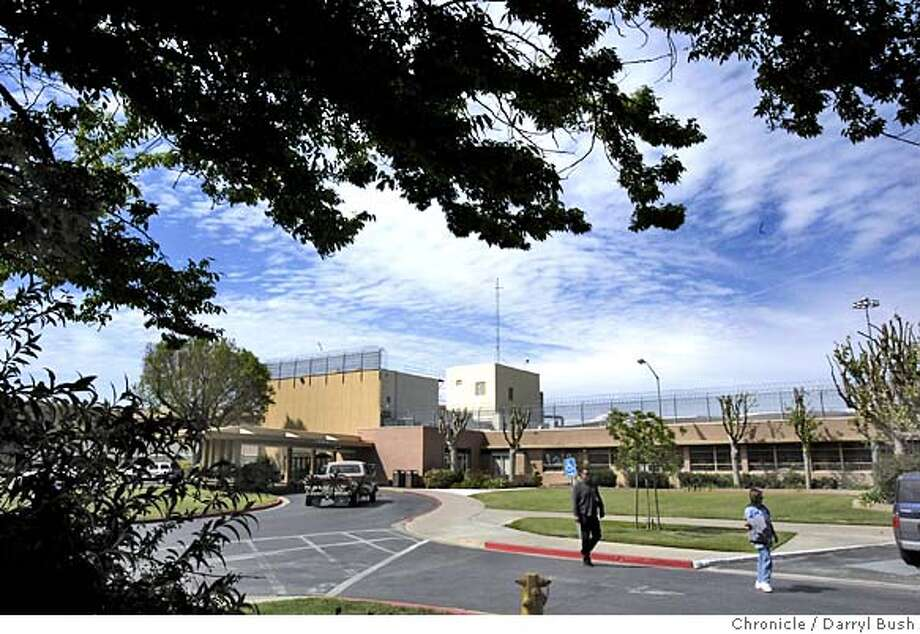 Atascadero State Hospital which houses a state program for sexually violent predators. Event on 4/15/04 in Atascadero.  Darryl Bush / The Chronicle Photo: Darryl Bush