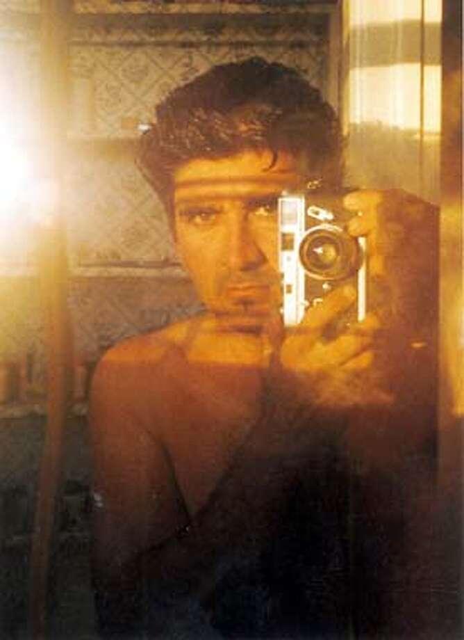 "Carlos Augusto  ""Self Portrait 2002"""