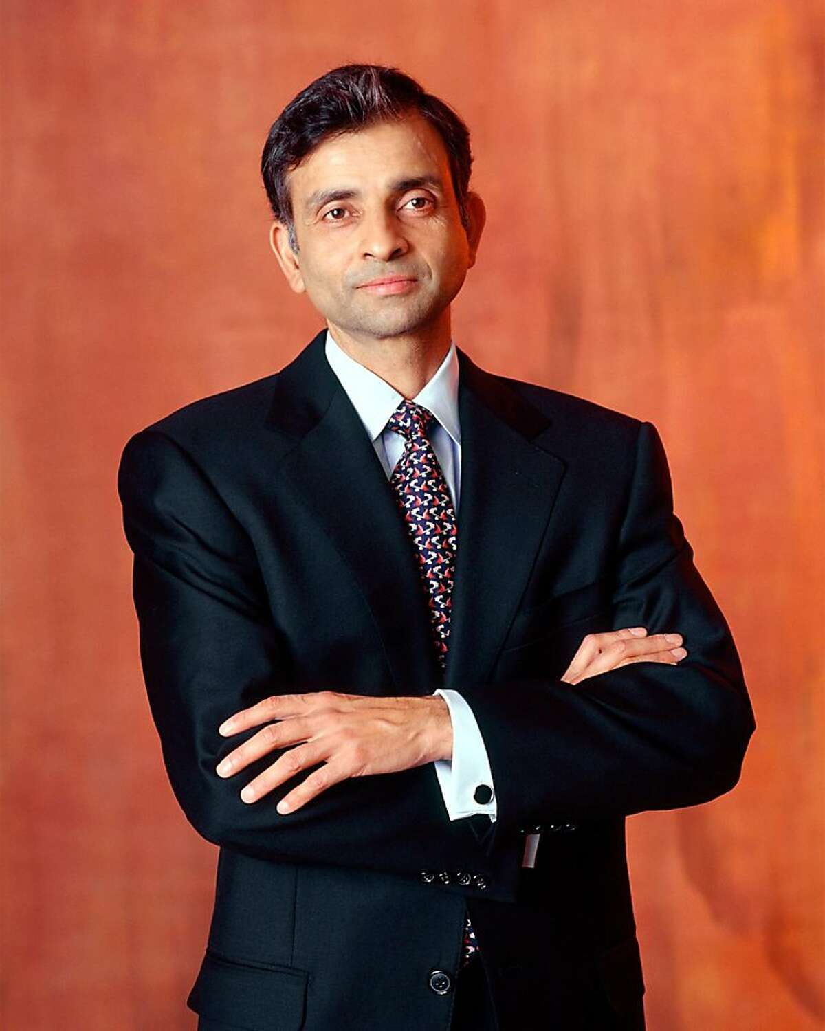 Tibco software CEO Vivek Ranadivé.