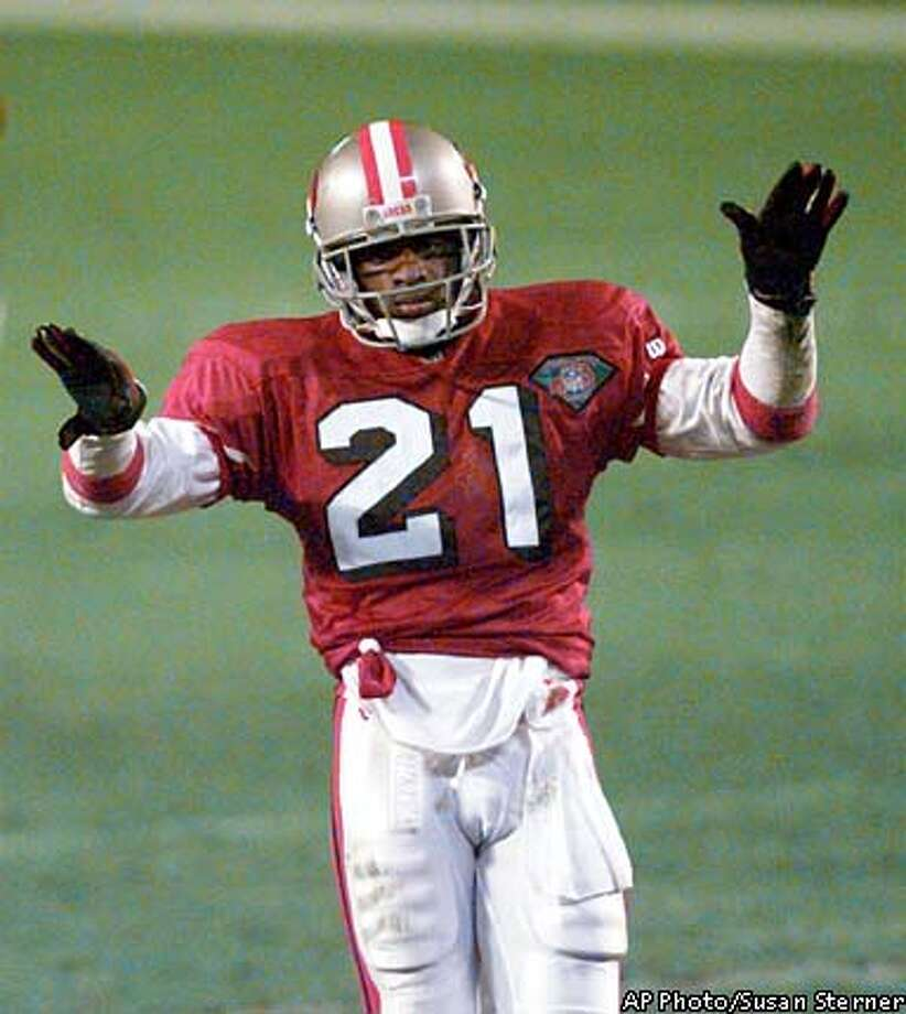 pretty nice 326c3 10d3d The Deion factor / DB whose teams won two Super Bowl titles ...