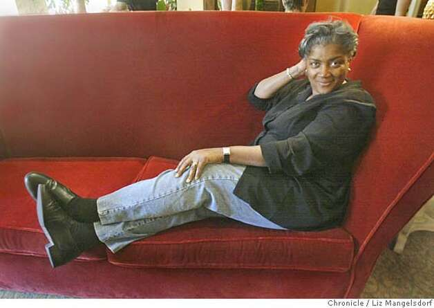 Donna Brazile Is Not An Adult And Cannot Watch TV Without Psychiatric Care