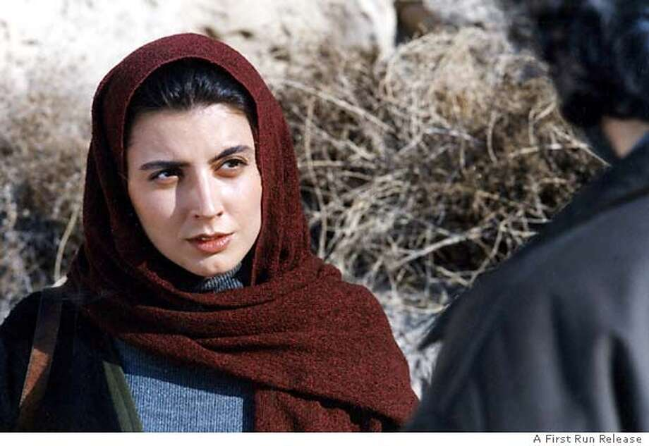 DESERTED02  Leila Hatami as seen in The Deserted Station.