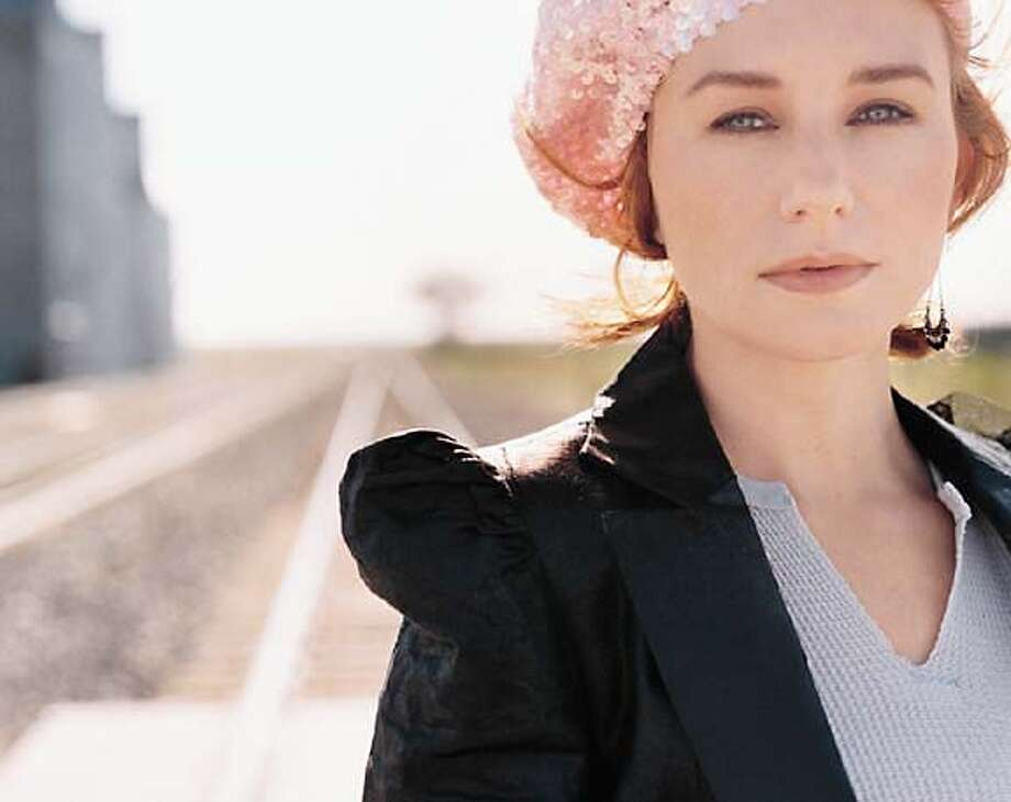 Tori Amos' work is informed by her political sensibility and her American Indian ancestry.