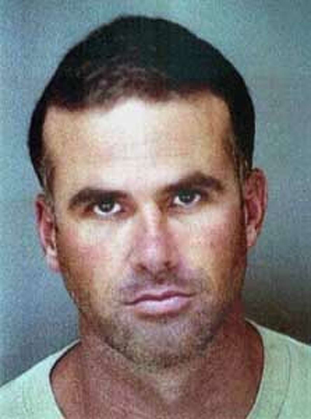 FILE--Motel handyman Cary Stayner shown in this July 29, 1999 booking mug, was charged Wednesday, Oct. 20, 1999 with capital murder in the killings of three Yosemite sightseers. The complaint filed by Mariposa County District Attorney Christine Johnson charges Stayner of three counts of murder as well as special circumstances that could bring the death penalty. (AP Photo/Fresno Bee)