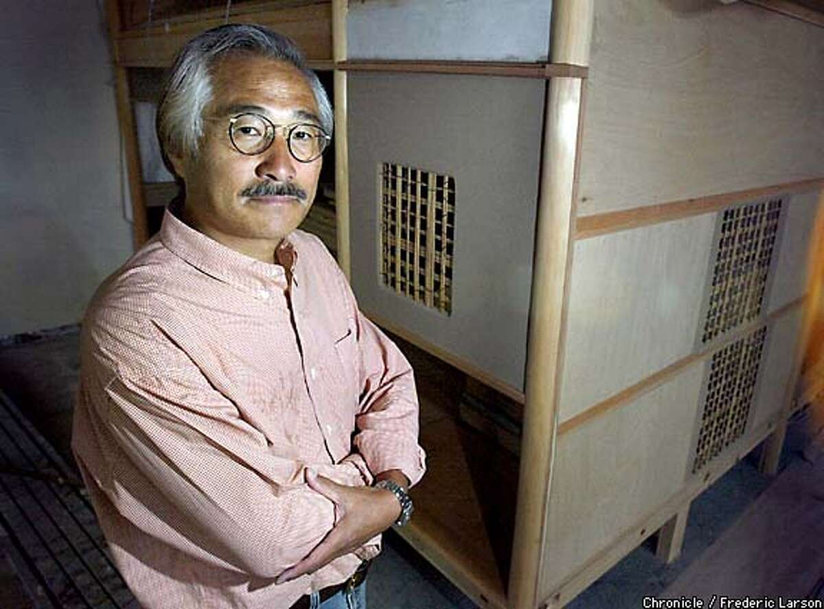 Osamu Sato is the Japanese architect who designed the