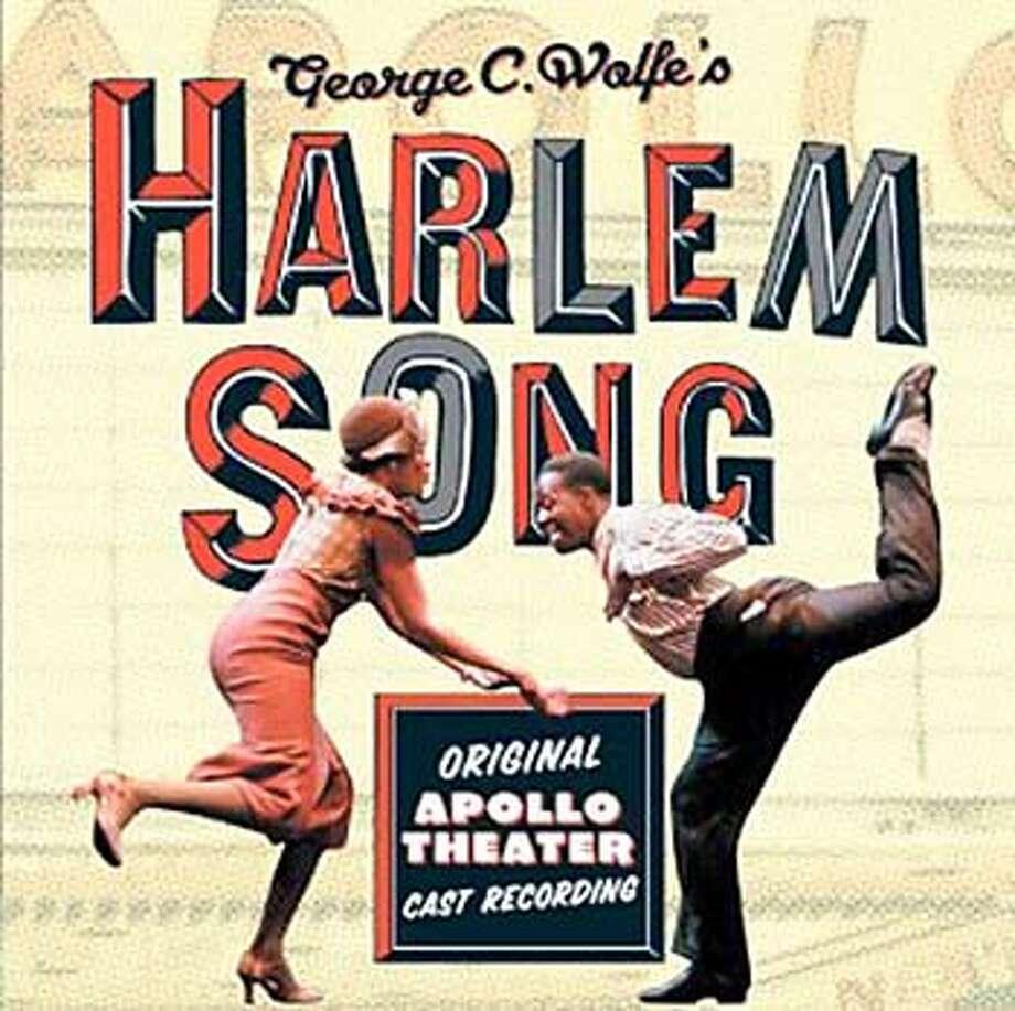"""""""Harlem Song"""" -- original cast recording"""