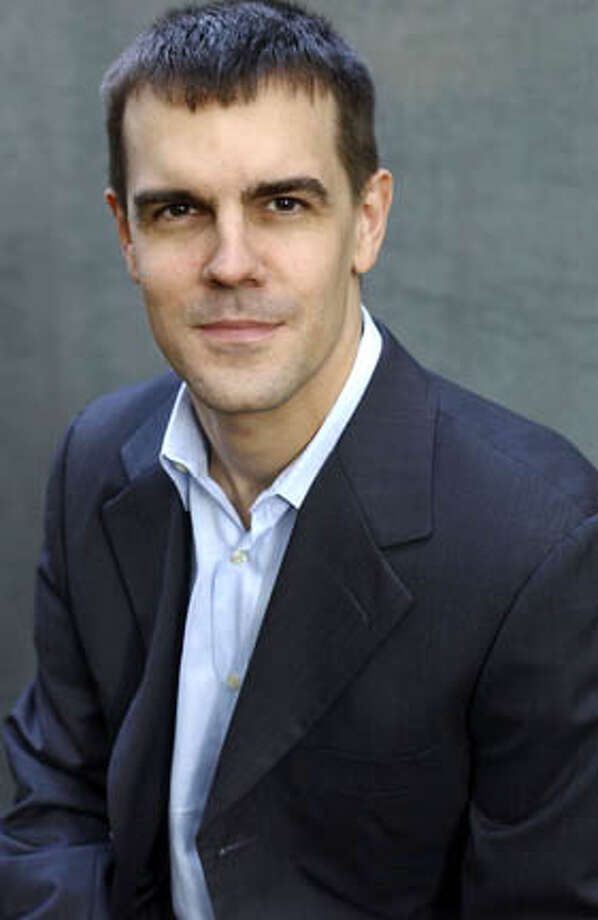 New Yorker Financial Page Writer James Surowiecki.