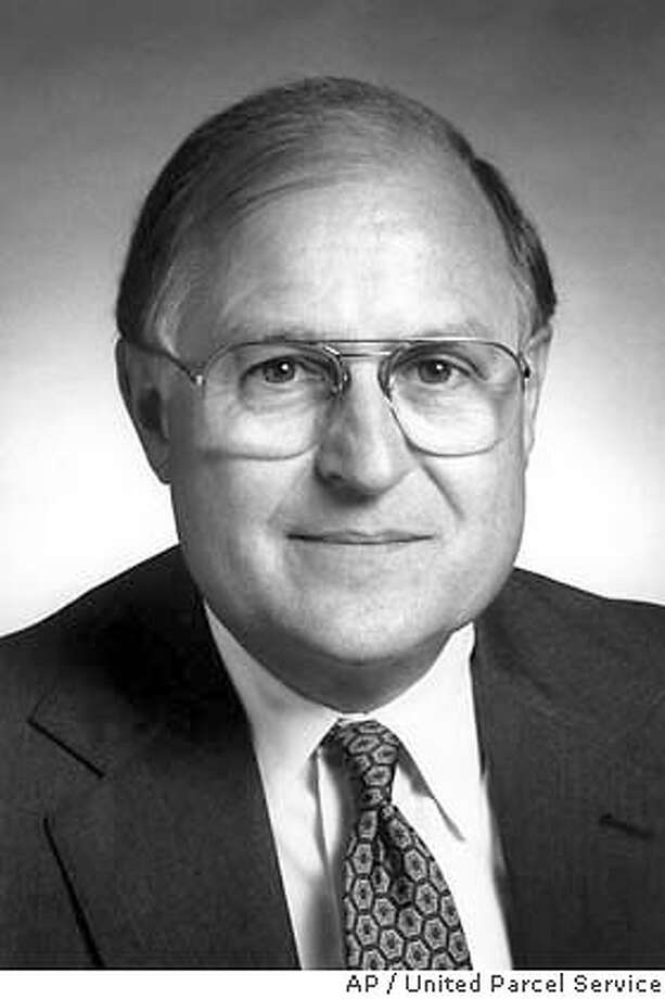 Republican pollster Robert Teeter is shown in an undated photo. Teeter died Sunday, June 13, 2004, at his home in Ann Arbor, Mich., after a battle with cancer. He was 65. (AP Photo/United Parcel Service) UNITED PARCEL SERVICE UNDATED PHOTO,