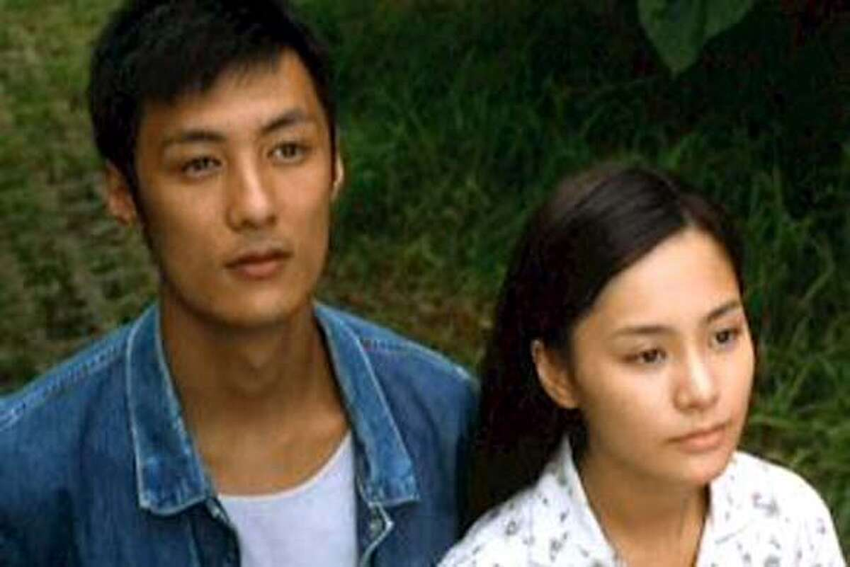 Shawn Yu and Gillian Chung in