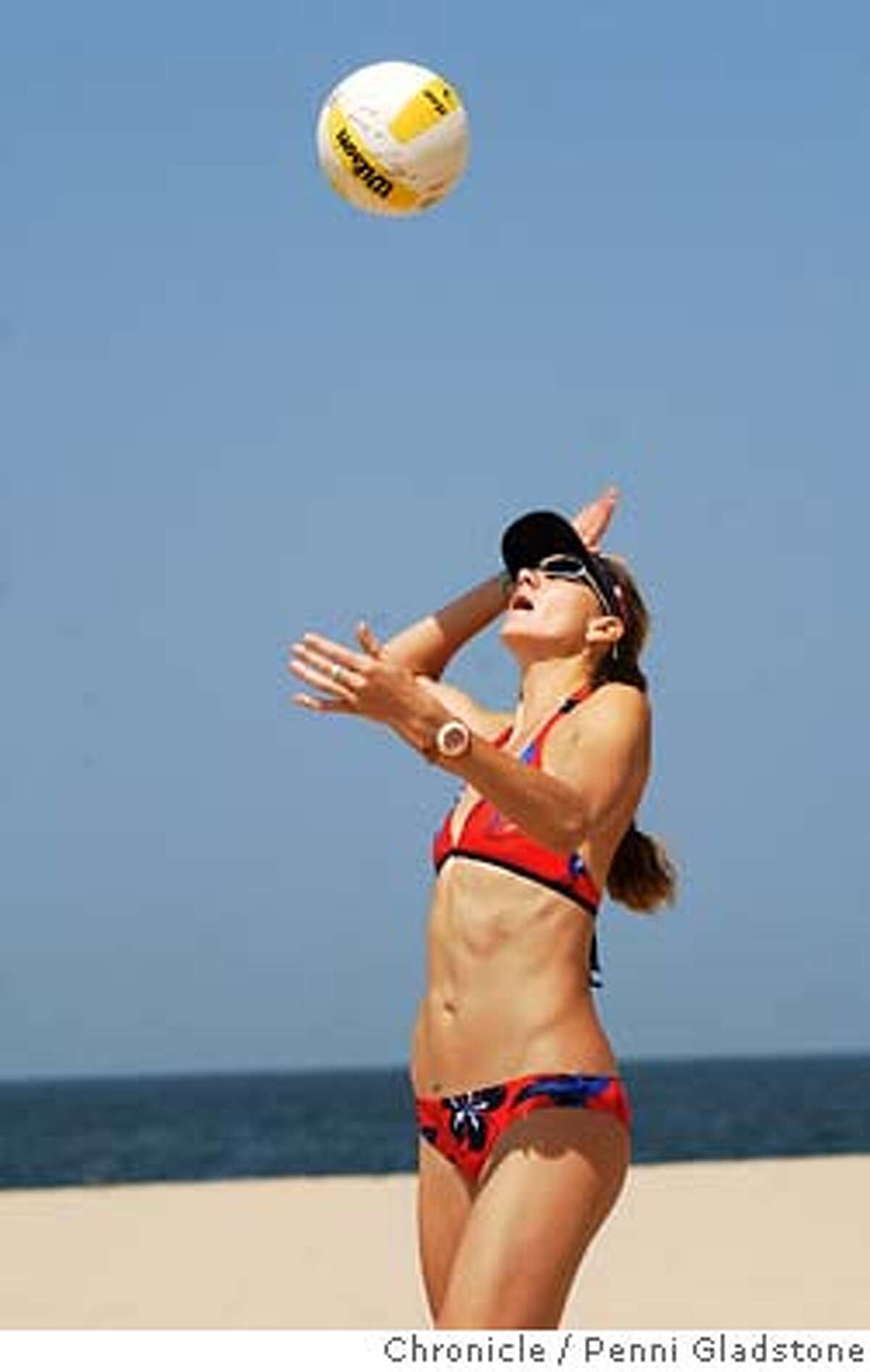OLYMPIC QUEST / KERRI WALSH / From shy to showtime / Ex