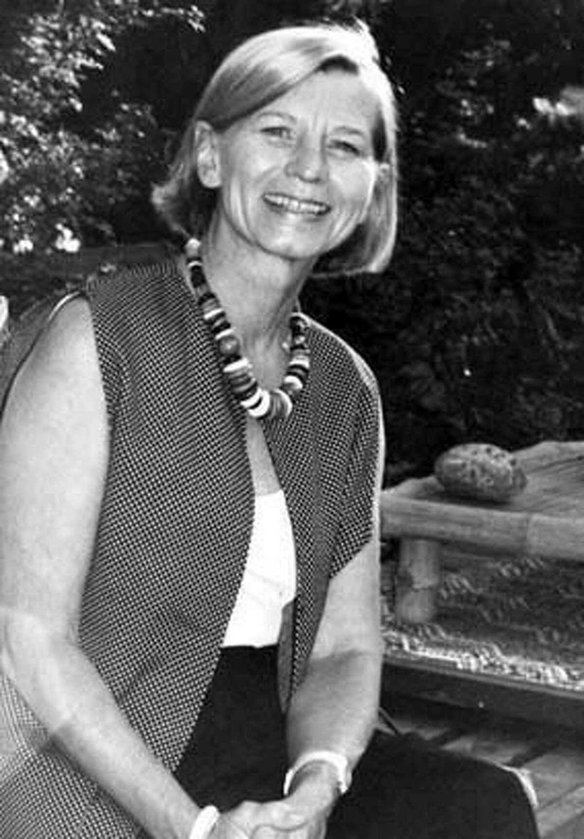 Obit photo of Mary Jane Moffat.