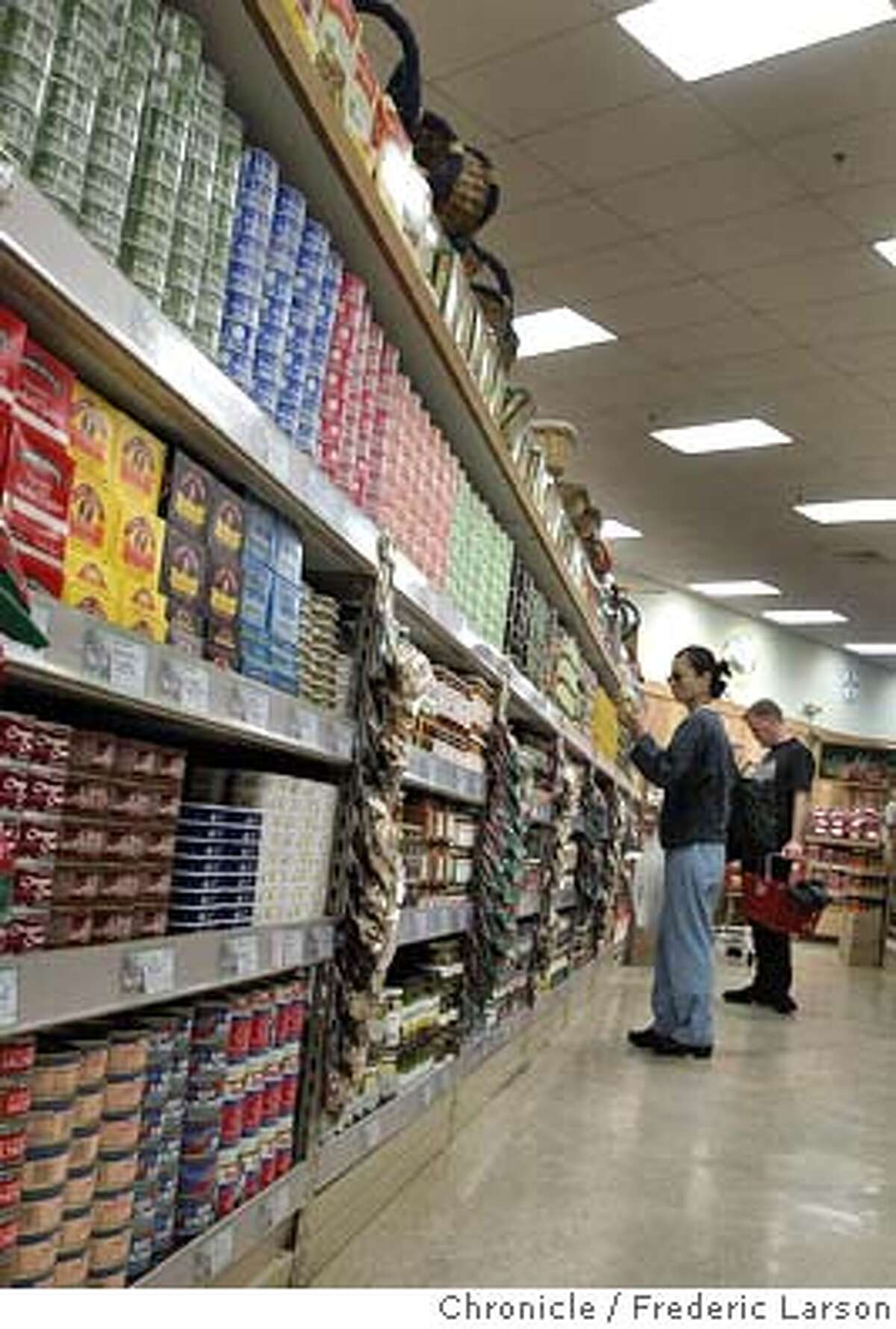; Trader Joe's is considering a new location in the Castro, on 15th Street and Market. The reaction so far is mixed. Some like the idea of an alternative to Safeway and Cala, while others worry about traffic back-ups similar to the Trader Joe's on Masonic and Geary. 6/11/04 San Francisco Chronicle Frederic Larson