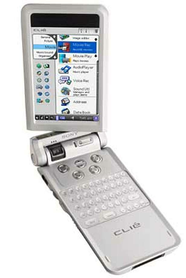 Sony's Clie series of PDAs run the Palm operating system