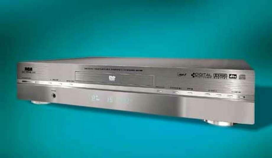 """RCA """"Scenium"""" DVD Player"""